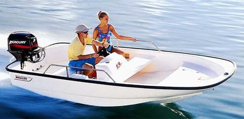 Boston Whaler 13 ft